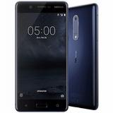 Nokia 5 5.2pul 16gb, 2gb Ram, 13mp+8mp Azul Nuevo Libre
