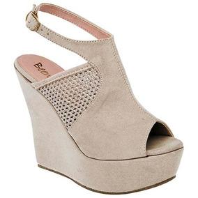 Zapatos Plataforma Para Dama Been Class 66581 100% Original