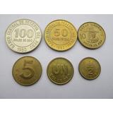Monedas Peruanas De 1980-1990