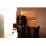 Nikon Af-s 24-70mm F2.8 En Excelentes Condiciones