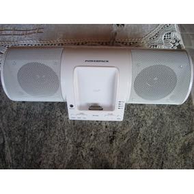 Docking Station Caixa Acústica Para Digital Player