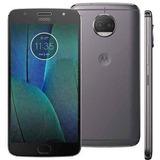 Celular Motorola Moto G5s Plus Xt1802 Platinum 32gb
