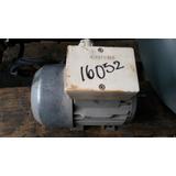 Motor 0,5 Hp 1/2 Hp Trifasico 220/380v Negociable 16052