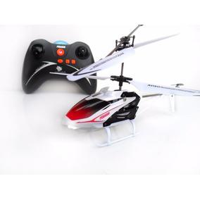 Helicóptero De Controle Remoto 3 Canais Recarregável 23 Cm