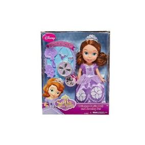 Boneca Princesa Sofia Fashion C Acessorios Sunny Brinquedos