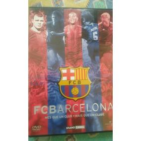Dvd Barcelona-mes Que Un Club
