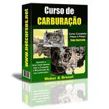 Curso De Conserto E Manutenção De Carburador