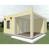 Casa Prefabricada En Kit. 30m2 Auto-construcción.