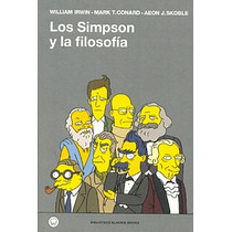 Los Simpson Y La Filosofia -