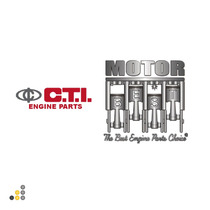 Jogo Anéis Segmento Std Asia Motors Hi Topic 2.7 8v Diesel
