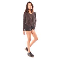 Sarkany Apio - Sweater Mujer Con Capucha
