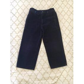 Pantalón De Pana Hanna Andersson! Niño Talla 5 Años +regalo