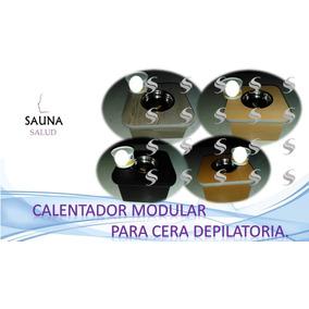 Calentador Modular Cera Depilatoria Sauna Salud Depilar