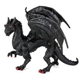 Safari Ltd Crepúsculo Dragón Pintado A Mano Realista Juguete