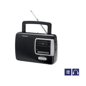 Radio De Mesa Am/fm Philco Prm50 Envío Gratis
