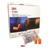 Protetor Auditivo 3m Espuma Auricular Ouvido - Caixa 200