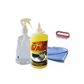 Limpeza Seco Lava Estofado Carro Sofá Remove Manchas Faz 5l