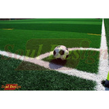 Cesped Sintetico Deportivo 50mm Cancha Futbol