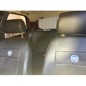 Capa P/ Banco Automotivo Couro Fiat Palio 98 Ex 1.0 Mpi 4p