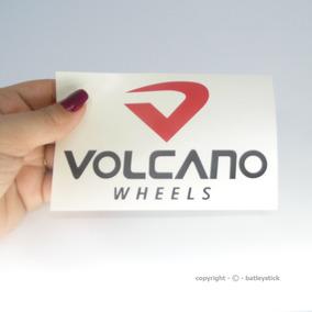 Adesivo Automotivo Carros Rebaixados Volcano Wheels