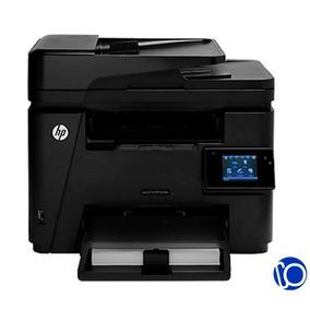 Impresora Hp M225dw Multifuncional Laser Monocromática Duple