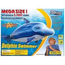 Inflable A Control Remoto Por Infrarrojos De Delfín