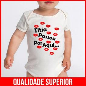 a09bd4519c Body Recem Nascido Frases - Bodies Branco de Bebê no Mercado Livre ...