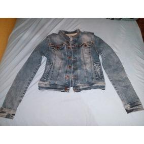 Casaca Linda Marca Forcaps En Jeans