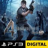 Resident Evil 4 Ps3 Digital   Sub Español