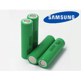 Kit 4 Bateria 18650 Samsung Original Icr18650-22f 2200mah