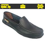 Zapatos Escolares Mocasines Niños Hombre Mujer 100% Cuero
