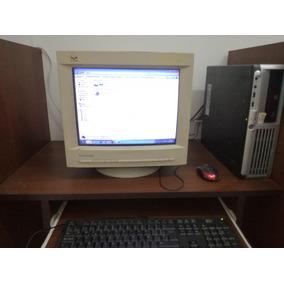 Computadora Intel Pentium. 2,80 Ghz. 1gb Memoria Ram