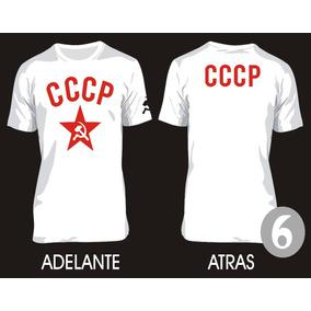 Cccp Comunista / Remera