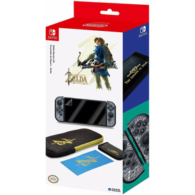 Kit Zelda Starter Nintendo Switch Case Pelicula Original