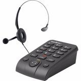 Telefone Intelbras Headset Base Discadora Hsb 50