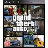 Gta 5 V Grand Theft Auto Ps3 Port. Pronta Entrega