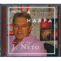 Cd A Harpa - Na Voz De J. Neto (bônus_playback)
