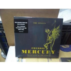 Freddie Mercury (cd Europa Doble 2016) Messenger Of The Gods