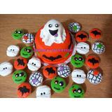 Halloween - Mini Torta + 24 Cupcakes Personalizados!