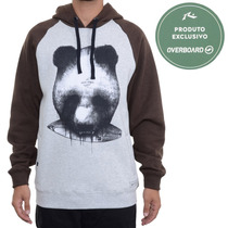 Moletom Masculino Rusty Panda Exclusivo Overboard