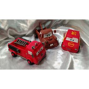 Adornos De Torta Personalizados ( Cars )