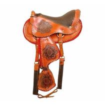 Sela Infantil Ponei Para Cavalo