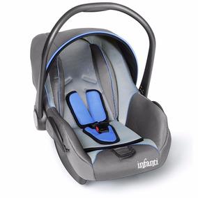 Bebe Conforto Para Carro C/ Inmetro 0 A 13 Kg Infanti Azul