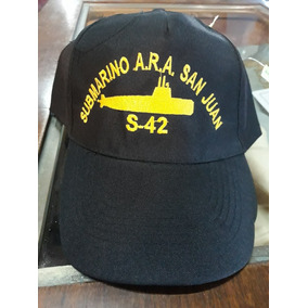 Gorra Del Submarino Ara San Juan Originales