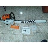 Motosierra Stihl Ms070 Con Espada 100cm Original Factura