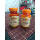 Sun C 500mg C/ 100 Tabletes - Sundown Vitaminas