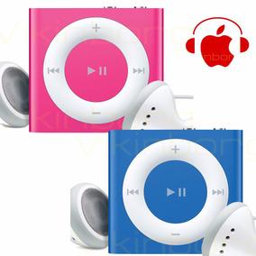 Ipod Shuffle 2gb Apple 5ta Generacion Pink / Blue Rosa Azul