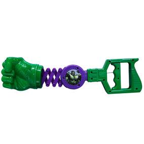 Braco Bionico Vai E Vem Vingadores - Hulk Toyng