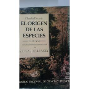 El Origen De Las Especies. Charles Darwin.ilustrado.-libro