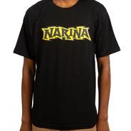 Camiseta Unissex Narina Logo